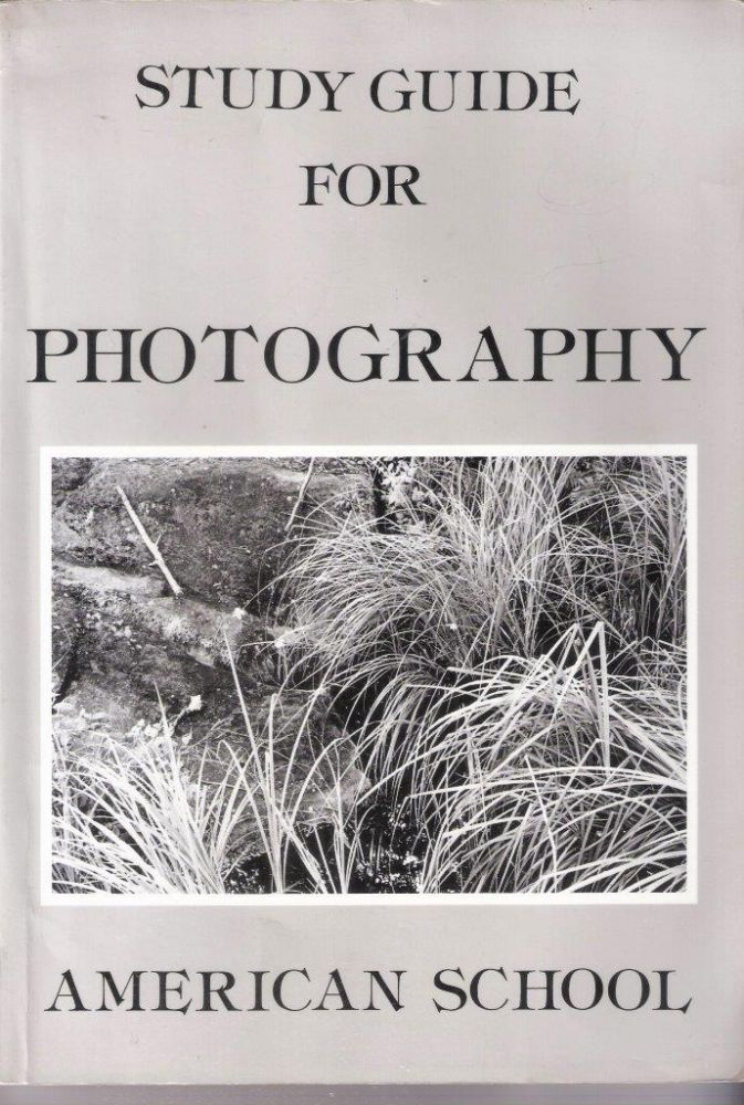 Study Guide for Photography. Leslie Travis.