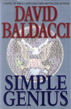 Simple Genius Sean King & Michelle Maxwell #3. David Baldacci