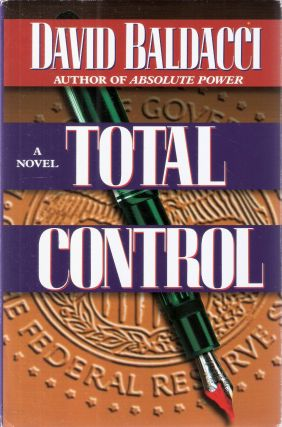 Total Control. David Baldacci