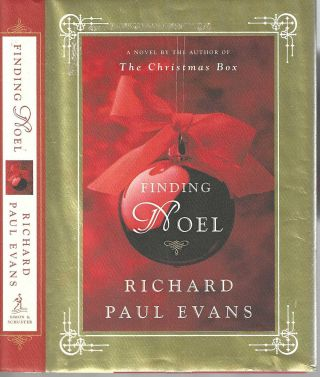 Finding Noel. Richard Evans
