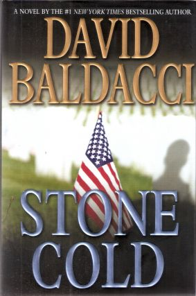 Stone Cold Camel Club #3. David Baldacci