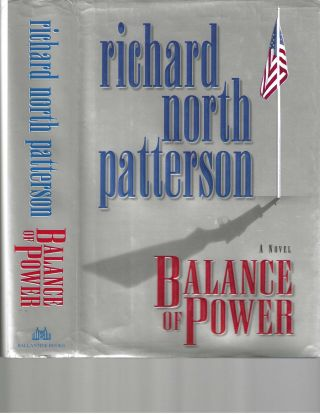 Balance of Power (Kerry Kilcannon #3). Richard North Patterson
