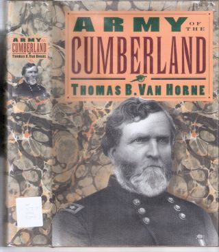 Army of the Cumberland. Thomas B. Van Horne