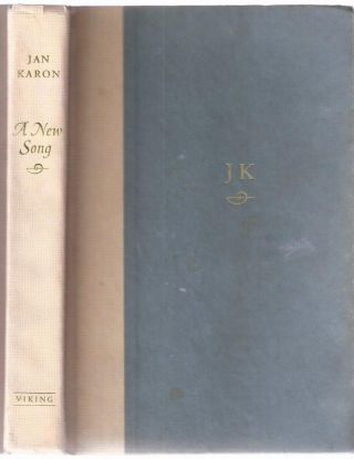 A New Song; #5 of The Mitford Years series. Jan Karon