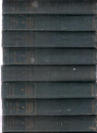 The Novels and Stories of Richard Harding Davis 12 Volume Set
