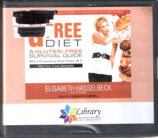 The G Free Diet A Gluten-Free Survival Guide. Elisabeth Hasselbeck