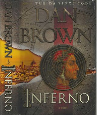 Inferno; Robert Langdon #4. Dan Brown