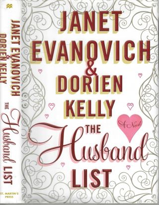 The Husband List Culhane Family #2. Janet Evanovich, Dorien Kelly