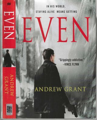 Even A David Trevellyan Thriller. Andrew Grant
