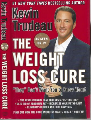 The Weight Loss Cure They Don't Want You to Know About. Kevin Trudeau