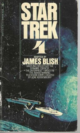 Star Trek 4. James Blish