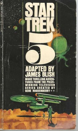 Star Trek 5. James Blish