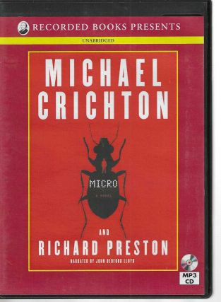 Micro. Michael Crichton, Richard Preston