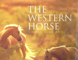 The Western Horse: A Photographic Anthology. Buster McLaury