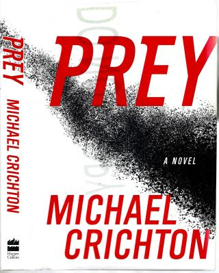 Prey. Michael Crichton