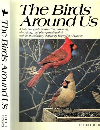 The Birds Around Us. Alice E. Mace