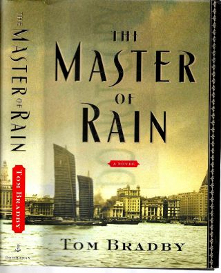 The Master of Rain. Tom Bradby