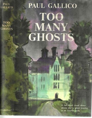 Too Many Ghosts