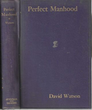 Perfect Manhood