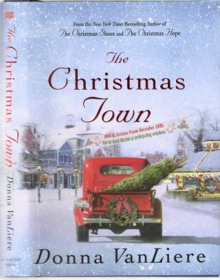 The Christmas Town; Christmas Hope #8. Donna VanLiere