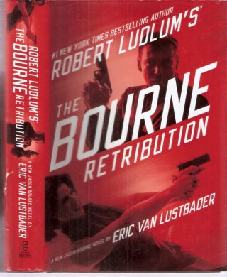 The Bourne Retribution Jason Bourne #11. Robert Ludlum, Eric Lustbader