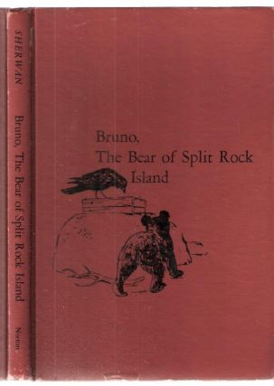 Bruno, The Bear of split rock Island