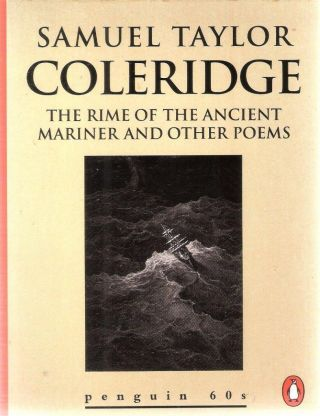 The Rime of the Ancient Mariner and Other Poems. Coleridge